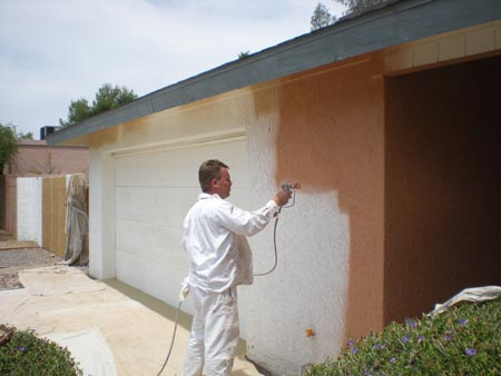 Stunning Paint For Stucco Exterior Photos Interior